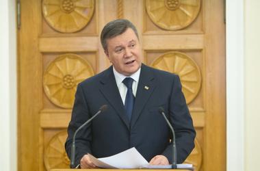 Виктор Янукович. Фото: пресс-служба президента