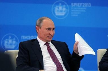 Путин заявил, что Египет стоит на пороге гражданской войны. Фото kremlin.ru