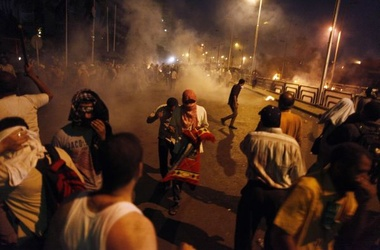 Протесты в Каире. Фото AFP