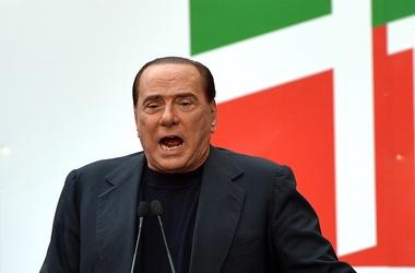 Сильвио Берлускони, фото AFP