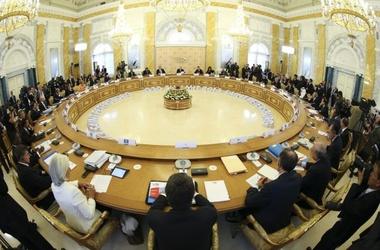"""Саммит """"Большой двадцатки"""". Фото AFP"""