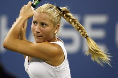 Алена Бондаренко. Фото AFP