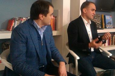 """Павелко и Полочаниновпытаются возродить идеи""""Фронта змин"""". Фото: Сегодня.ua"""