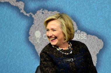 Хиллари Клинтонстала обладателем престижной премии, фото AFP