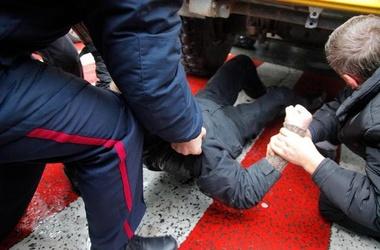 Жители Жилянской сдаваться не собираются. Фото: Алексей Чернышов, Цензор.НЕТ