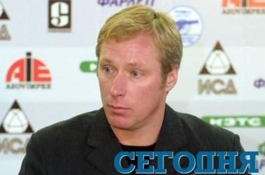 Алексей Михайличенко огласил состав. Фото С.Ваганова