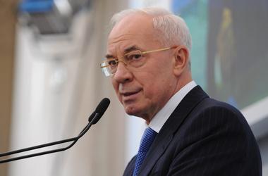 Николай Азаров. Фото пресс-службы КМУ