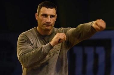 Виталий Кличко получил травму и сейчас находится в больнице. Фото klitschko.com