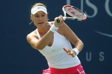 Юлия Вакуленко поднялась с 50-го на 41-е место в рейтинге WTA. Фото AFP