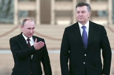 Договоренности Януковича с Путиным беспокоят как украинцев, так и россиян. Фото AFP