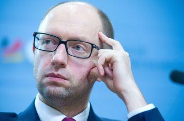 Яценюк рассказал, кого хочет видеть в новом Кабмине. Фото: AFP