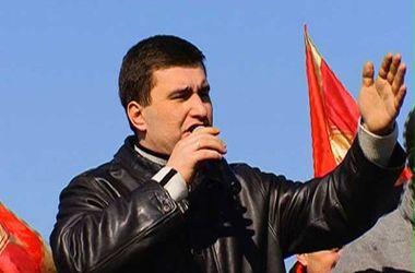 Маркова освободили 25 февраля в Одессе. Фото: rodina.od.ua