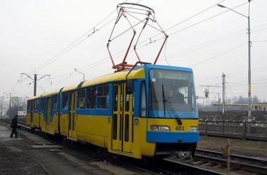 С помощью смартфона можно будет узнать, когда приедет трамвай. Фото: Facebook