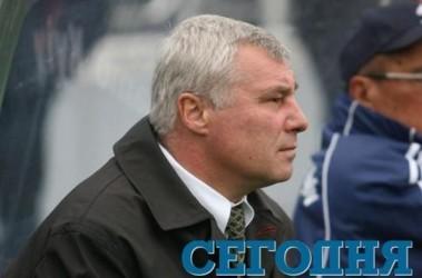 Анатолий Демьяненко похвалил соперника. Фото Ю.Кузнецова