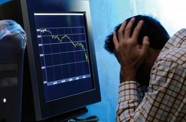 Акции в России продолжают падать. Фото:vestifinance.ru