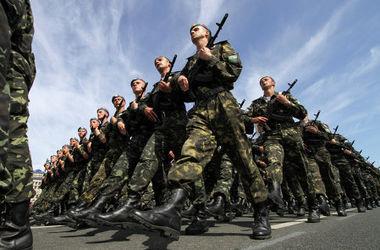 Наполигоне тренируются 154 гражданских активиста.Фото: rian.com.ua