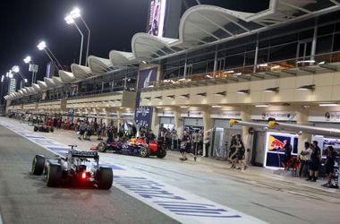 Гонка Гран-при Бахрейна начнется в 18:00 по Киеву. Фото AFP