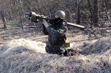 На границе с Россией. Фото: Д. Горбунов