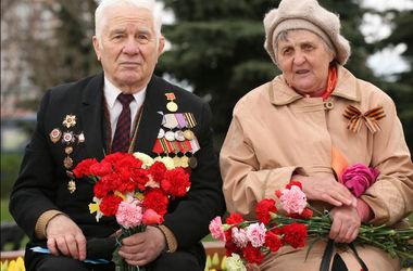 В Киеве готовятся к празднику Дня Победы. Фото: tsn.ua