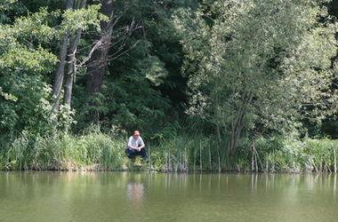 Утопленника обнаружил рыбак
