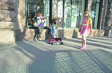 Таланты с улицы смогут сыграть в центре для публики