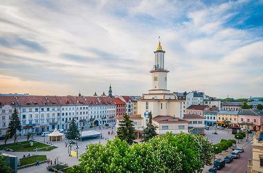 Ивано Франковск отмечает день города. Фото: photo.i.ua