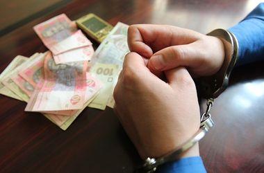 Сотрудников госпредприятия поймали на крупном хищении. Фото: пресс-служба ГУ МВД в Киеве