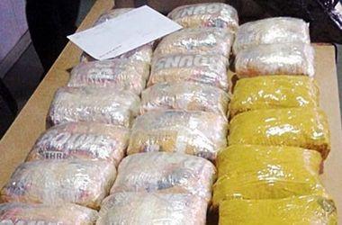 Наркотики пытались продать в Киеве и Одессе. Фото: пресс-служба управления МВД в Киеве