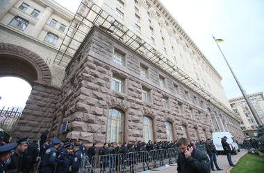 Кто станет мэром Киева, все узнают только в начале июня