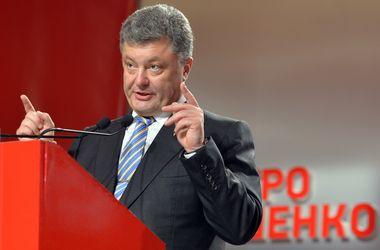 Порошенко отримує перемогу в першому турі президентських виборів