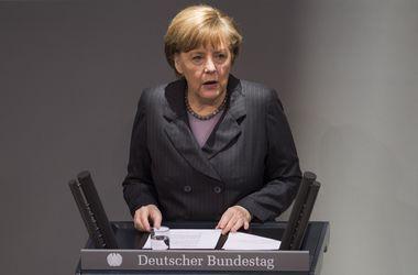 Канцлер Німеччини Ангела Меркель. Фото: AFP