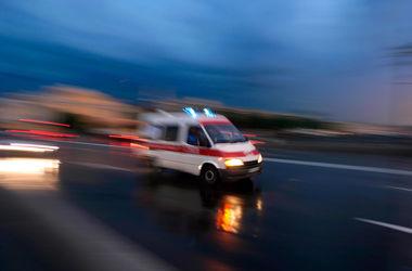 В центр Донецка направляются скорые и пожарные. Фото: fotokanal.com