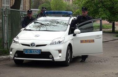 Охранять порядок с Киеве будут не только мужчины. Фото: ГУ МВД в Киеве