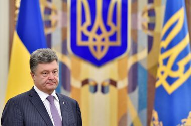 Президент Украины надеется за 10 дней принести на Донбасс мир. Фото: AFP