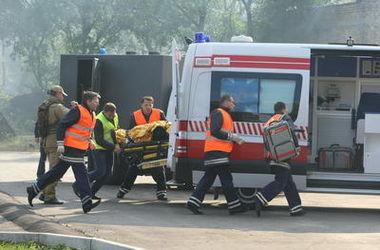 Спасатели будут учиться тушить пожар на рынке