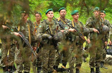 Боевики снова обстреливали позиции пограничников. Фото:dpsu.gov.ua