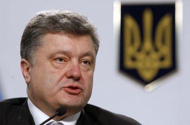 Порошенко призывает рассмотреть данный вопрос в срочном порядке. Фото: AFP
