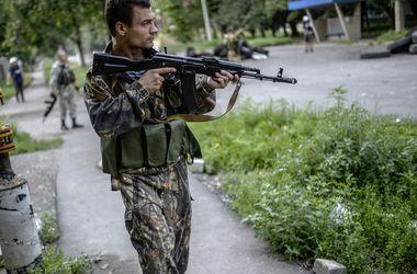 """Боевик """"ДНР"""". Фото: AFP"""
