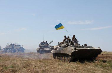 Украинские военные продолжают освобождать Донбасс. Фото: facebook.com