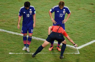 Голландские арбитры будут использовать исчезающий спрей в национальном чемпионате.Фото AFP