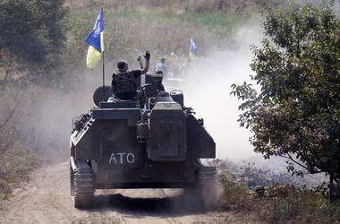 АТО продолжается. Фото: AFP