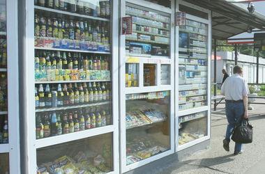 Штрафы за торговлю табачными изделиями сигареты лд синие оптом