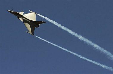Боевые самолеты отправились в Грецию. Фото: AFP