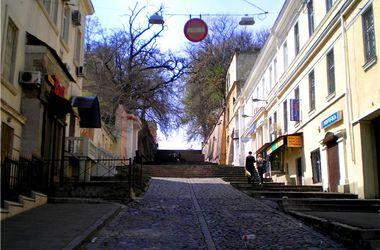 Ланжероновский спуск. Фото: obodesse.at.ua
