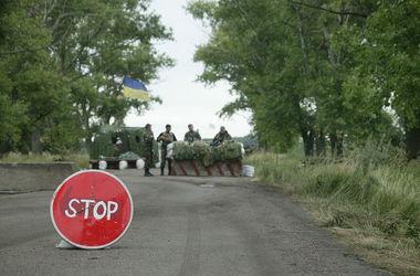 МВД намерено увеличить количество блокпостов вокруг Киева