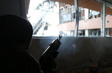 Наиболее активные бои велись в Донецком аэропорту. Фото:facebook.com/sergei.loiko