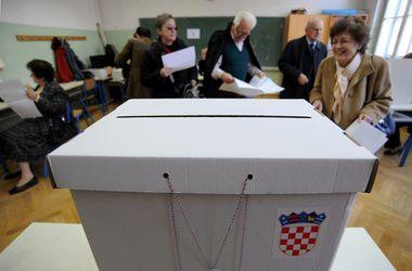У Хорватії проходять вибори