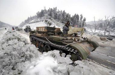 Обстановка на востоке сложная. Фото: AFP