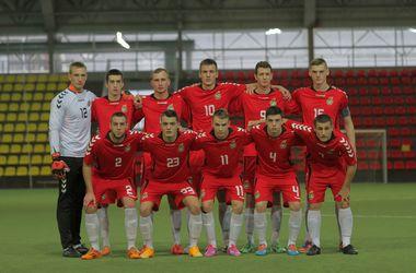Молодежная сборная Литвы. Фото lff.lt