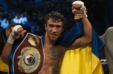 Следующий соперник, а также дата и место боя Василия Ломаченко пока неизвестны. Фото AFP